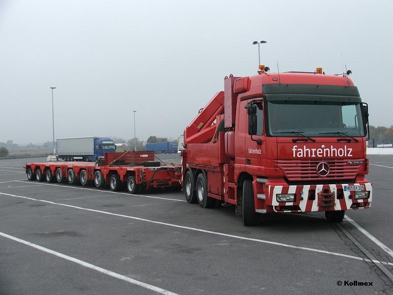 Fahrenholz - Hansebubeforum