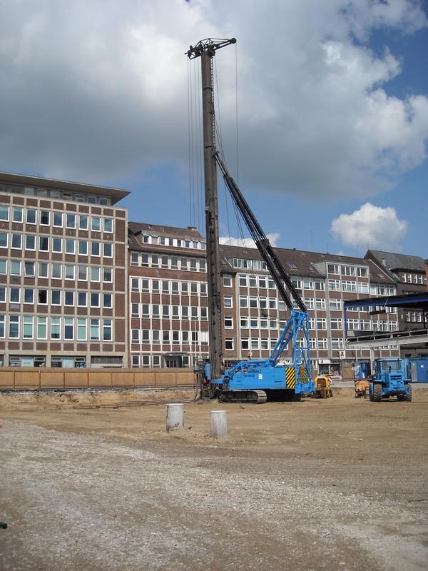 Kiel Baustellen